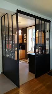 verriere coulissante pour cuisine defi métallerie conception de vérandas et de verrières d intérieur