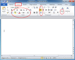 format download in ms word 2013 where is the format menu in microsoft word 2007 2010 2013 and 2016