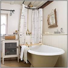 Shower Curtain Rod Round - great free standing shower curtain rod photos bathtub for