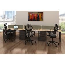 Office Desking Collaborative Desking System Office Furniture Ez