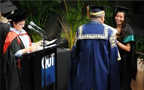 graduation gown rental official qut academic dress hire
