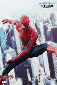toys the amazing spider man 2 spider man 1 6th scale