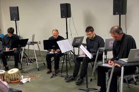 concours musique de chambre figure 7 10 disposition de type quatuor de musique de chambre gauche