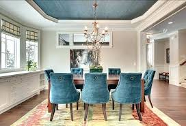 Dining Table Chair Cover Teal Dining Room Chair Covers Despecadillescom Teal Dining Chairs
