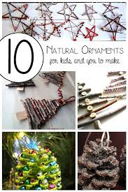 10 ornaments for you and the to make this