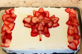 Flag Cakes Canadian Flag Cake Rebecca Cakes U0026 Bakes