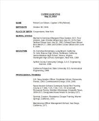pilot resume template pilot resume template 5 free word pdf document downloads free