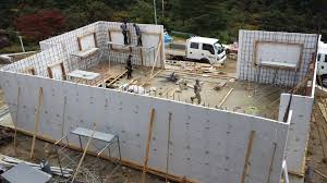 Icf Cabin Delightful Styrofoam Cement Forms 5 Insulated Concrete Forms