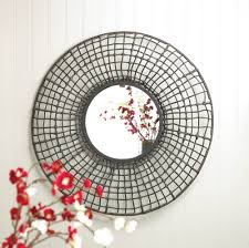 Rustic Wholesale Home Decor Wholesale Rustic Knotted Rattan Look Wall Mirror Cheap