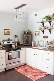 beautiful small kitchen lighting ideas in house decorating concept