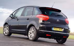 citroën c4 picasso estate review 2007 2013 parkers