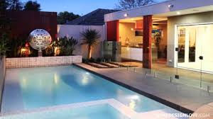 Swimming Pools Designs by Best Modern Pool Designs By Serenity Pools Youtube