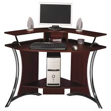Computer Swivel Chair by Small Computer Corner Desk With Black Rolling Swivel Chair Space