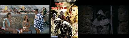 Roger Blind Tombs Of The Blind Dead 1971 Dvd Review At Mondo Esoterica