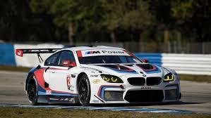 is a bmw a sports car bmw m6 gt3 gtlm bmw motorsport