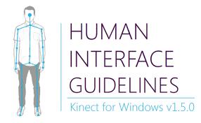 human interface design kinect human interface guide interaction design umeå