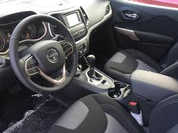 jeep sport interior new 2017 jeep cherokee 4wd 4dr altitude 4 door sport utility in