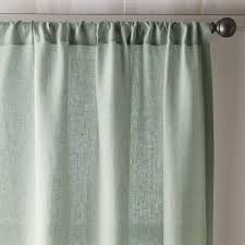 linen curtain panels the company store