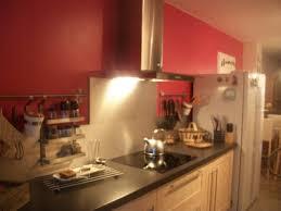 ma cuisine aux murs framboise vous avez une cuisine ouverte