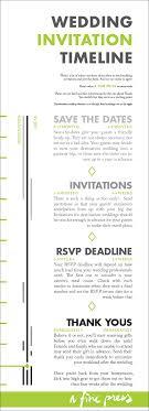wedding invitations timeline when do i send out wedding invitations a press