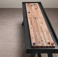 antique shuffleboard table for sale game tables rh