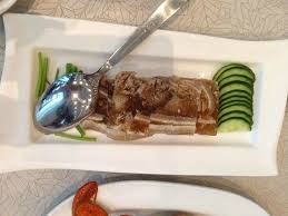 cuisine trotter pig trotter jelly picture of chui huay lim teochew cuisine