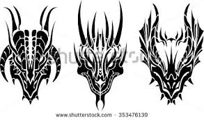 three headed dragon stock images royalty free images u0026 vectors