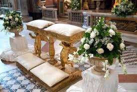 wedding altar flowers wedding flowers for church altars lovetoknow