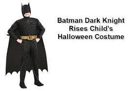 Batman Dark Knight Halloween Costume Batman Dark Knight Rises Child U0027s Halloween Costume Sugar