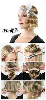 easy 1920s hairstyles friday feature seriously great gatsby 20s inspired hair make up