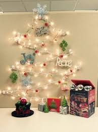 decorating ideas for christmas christmas decorations ideas for office my cubicle decorated for