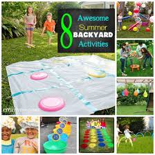 Fun Things To Have In Your Backyard 152 Best Outside Images On Pinterest Outdoor Activities For Kids