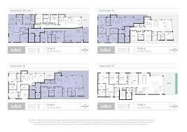 Floor Plan O2 by Saltaire Kingsbeach U2013 Caloundra U2013 Brisbane