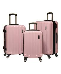 Suitcases River Island Pink Patchwork Suitcase 140 Liked On Polyvore