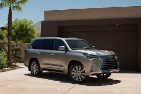 lexus v8 lx470 2017 lexus lx570 reviews and rating motor trend