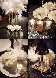 great gatsby centerpieces roaring 20s centerpieces for a great gatsby birthday