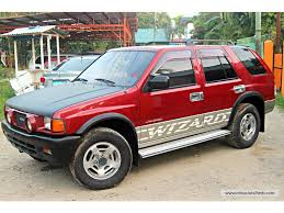 for sale isuzu mu wizard 4x4 diesel 2007 model php 225k