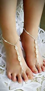 barefoot sandals for wedding wedding foot jewelry barefoot sandals flowers