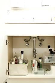under the sink bathroom organizer mobile bathroom under sink organizer 27 images bathroom under