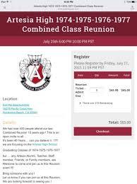 class reunions website artesia high school reunions lakewood ca classmates