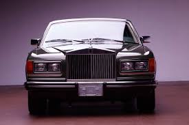 rolls royce silver spur rolls royce used by princess diana goes under the hammer at