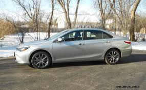 convertible toyota camry road test review 2016 toyota camry xse