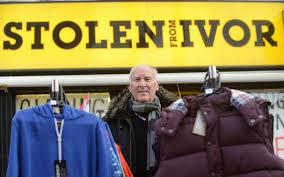 stolen from ivor manchester evening news