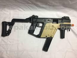 Jual Murah jual airsoft gun second kwa kriss vector murah banget