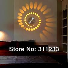 Home Decoration Lights Living Room Outstanding 4w Led Wall Sconce Clubhouse Modern