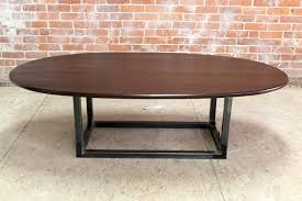 oval office table oval office coffee table office more glass oval coffee table