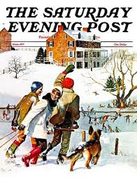saturday evening post covers the pop history dig