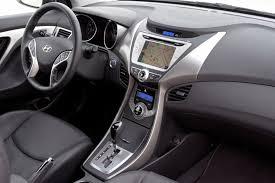 2012 Hyundai Elantra Interior 2013 Hyundai Elantra Coupe At The 2012 Chicago Auto Show News