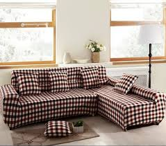 Sectional Sofa Cover L Shaped Sofa Covers Home Design Ideas And Pictures