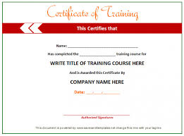 certificate of training expin franklinfire co